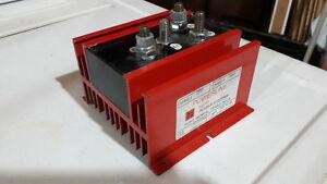 POWERLINE HEHR #33-3 BATTERY ISOLATOR, 70A,  for 1Alt, 3 Battery