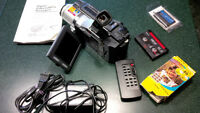 Sony Digital Handycam DCR-TRV820 with Built in printer