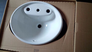 Kohler Cast Iron Bathroom Sink