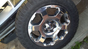 f150 wheels and tires