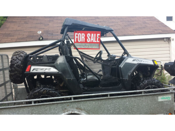 polaris 2012 rzr 800 trail side by side for sale canada. Black Bedroom Furniture Sets. Home Design Ideas