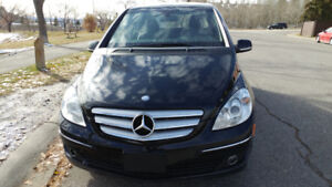 2008 Mercedes Benz B-class Turbo -Low KM- with a CarProof