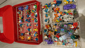 Smurfs and other figurines