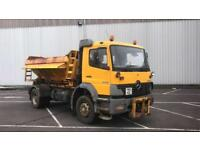 Mercedes-Benz Atego 1823 Gritting Truck