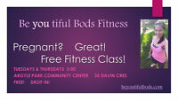 Pregnant? Great!  Free Fitness Class!