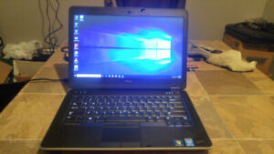 "14"" Dell Gaming laptop - Core i7-12GB Ram-240GB SSD-HDMI-Mint"
