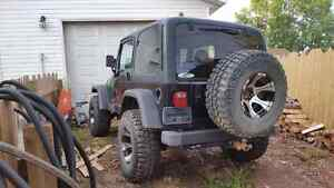 97 Jeep LOTS OF EXTRAS REDUCED
