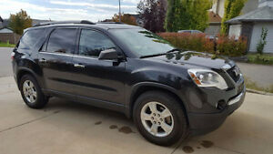 2012 GMC Acadia SLE1 SUV AWD, Crossover with Extended Warranty