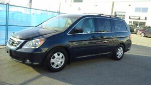 2010 Honda Odyssey EX Minivan, Van LOW KM, DVD