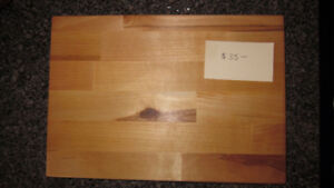 New Butcher Block Cutting Boards