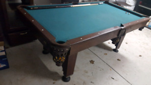 Pool Table and accessories $150 OBO