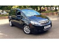2014 Vauxhall Zafira 1.8i Design 5dr Manual Petrol Estate