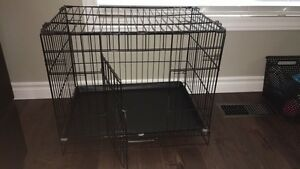 Small sized dog crate