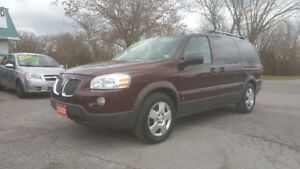 2009 PONTIAC MONTANA SV6  *** EXTENDED *** 100% APPROVED