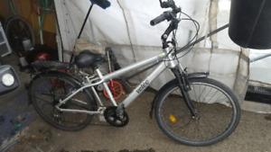 Vélo électrique 36volt lithium velec