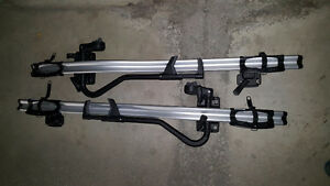 Roof Mounted Thule Criterium 598 Bike Rack