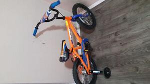 kids bike new