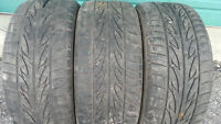 All season tires 3 FireStone size 235 45 17