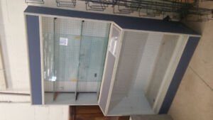 Used Store Display Units for Sale by the WASTEWISE charity