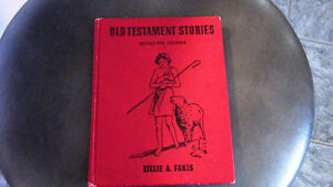 Five Vintage Bible-Related Books for Children Kitchener / Waterloo Kitchener Area image 2
