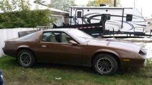 1982 z28 Camaro