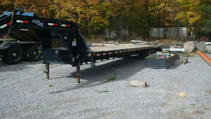40ft Load Max Tandem Dually Trailer