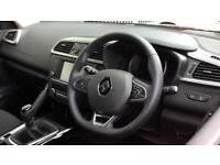 2017 Renault Kadjar 1.6 dCi Dynamique Nav 5dr with Manual Diesel Hatchback
