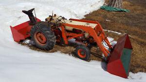 Tracteur CASE 43HP