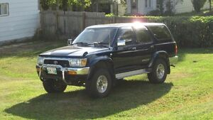 1993 Toyota Other SUV, Crossover