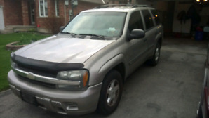 2003 Chevrolet Trailblazer LS (parts car)
