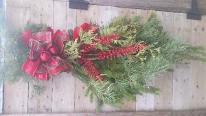 Christmas live & grapevine wreaths Cambridge Kitchener Area image 4