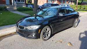 2015 BMW 4-Series 428i xDrive Sedan very low kms 14,500!!