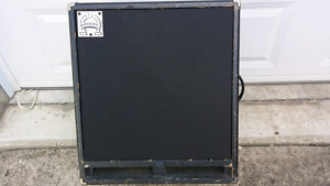 Work Horse Bass cab 15""
