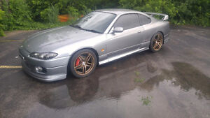 2000 Nissan Silvia Spec R, RB25, 450HP+, BRIDE, ADVAN, CUSCO