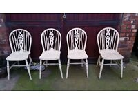 Dining Chair Set (perfect diy project)