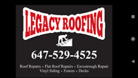 Legacy Roofing Your Roofing Specialist