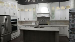 Custom Kitchen Cabinets(HR Bath & Kitchens Inc.)