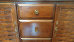 Credenza , buffet , sofa table , console