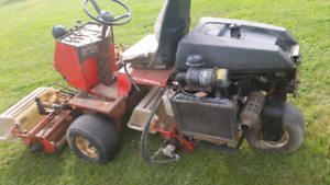 Lawn mower Jacobsen Greens King IV  - Diesel