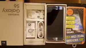 MUST SELL TODAY BLACK 32GB NEW IN BOX SAMSUNG S6 32GB MTS/RGRS