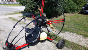 Paramotor Complete Gear