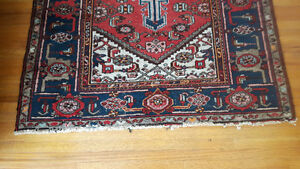 Vintage Persian Rug (Antique piece)