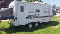 19' Hybrid Travel Trailer for RENT~~ BOOK NOW