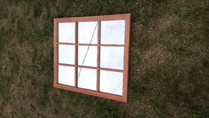 WindowFrame style mirror Kawartha Lakes Peterborough Area image 2