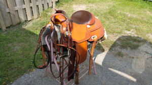"16"" BILLY COOK SADDLE"