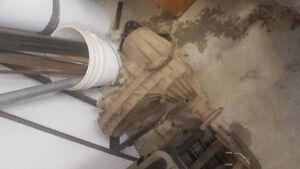 2002 F-250 electronic transfer case