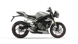 2018 Triumph  Street Triple RS (765)