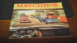 Matchbox Collectors Cataloge 1969