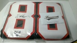 ERIC LINDROS SIGNED JERSEY *LOW PRICE OF $250.00