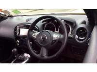 2016 Nissan Juke 1.2 DiG-T N-Connecta 5dr Manual Petrol Hatchback